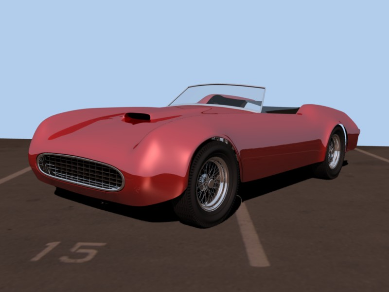 1961 ferrari 250 gt spyder california sorta henry 39 s rod shop. Cars Review. Best American Auto & Cars Review