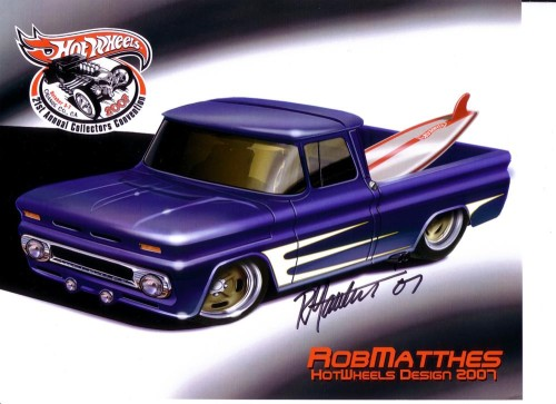 Custom 1962 Chevy Rob Matthes